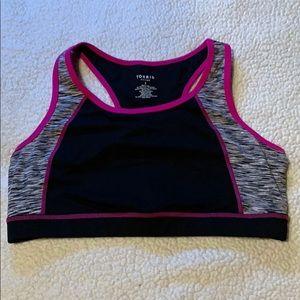 torrid sports bra